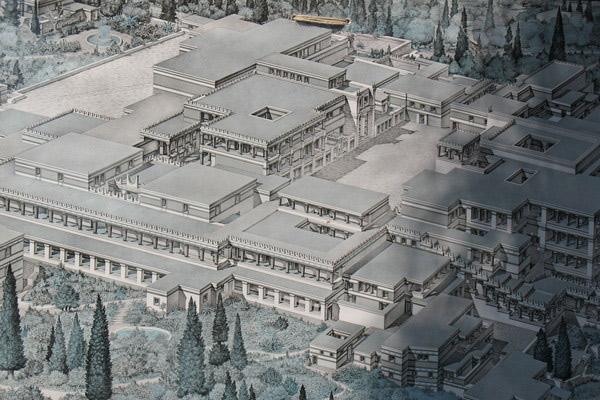 археологические раскопки микейского дворца доклад